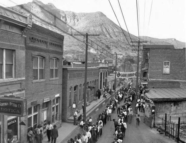1913 Strike