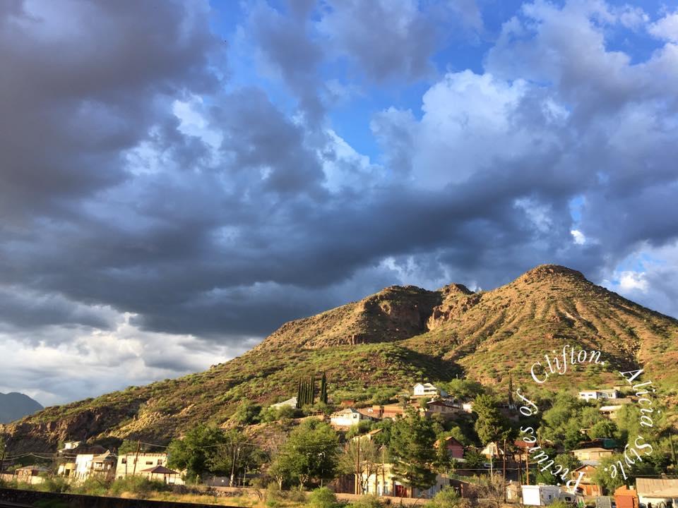 Clifton Peak- Photo by Alicia Scudamore