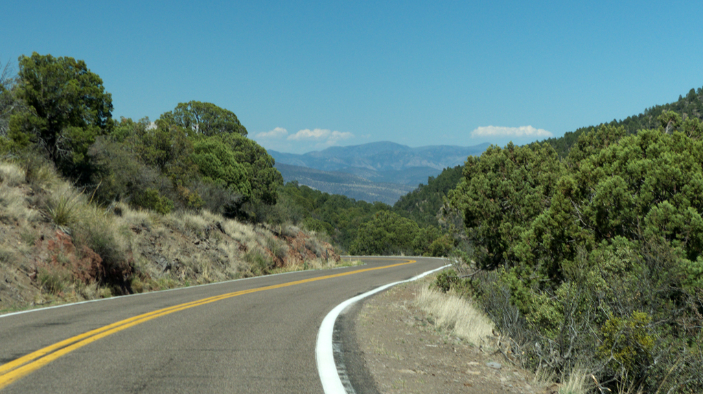 Coronado Trail View