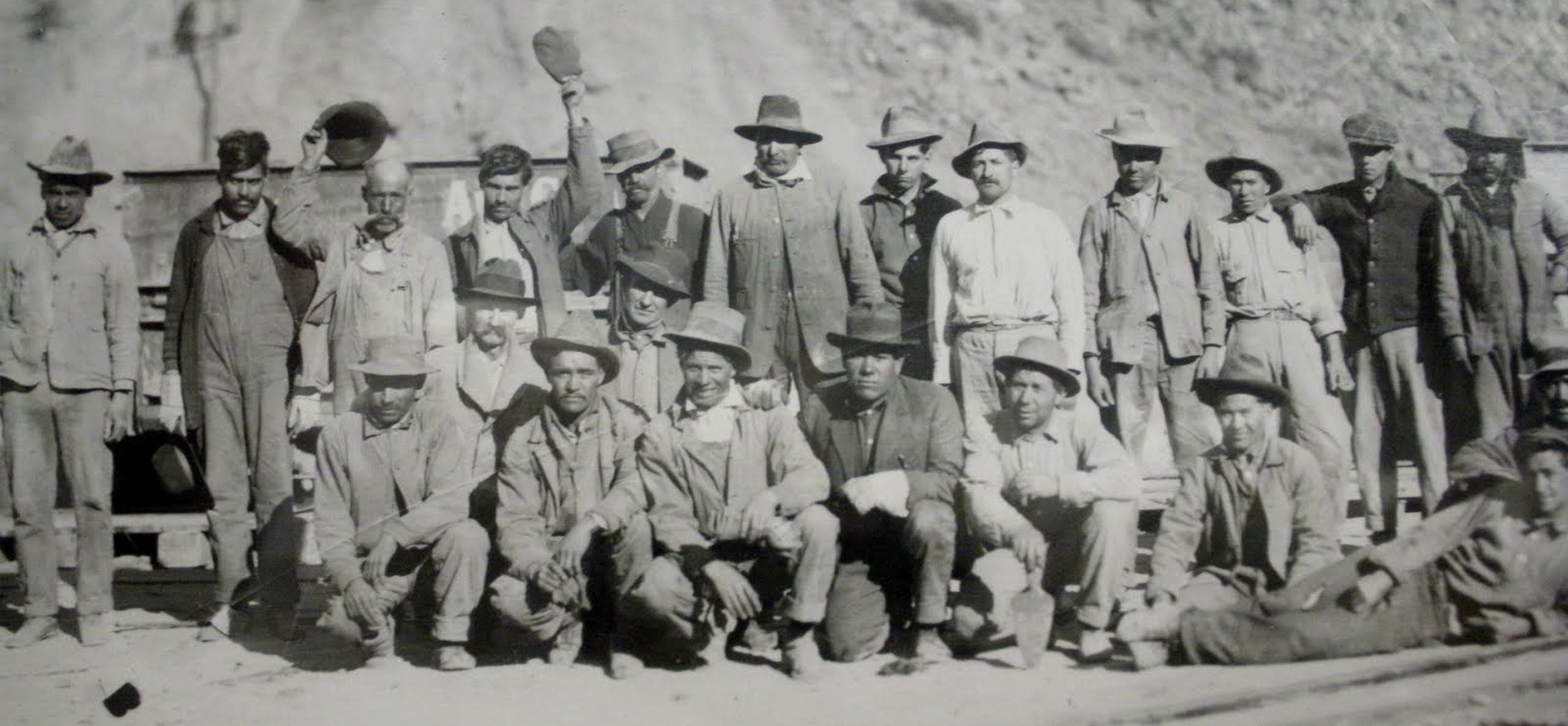 Clifton Miners