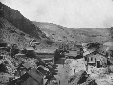 Chase Creek 1902