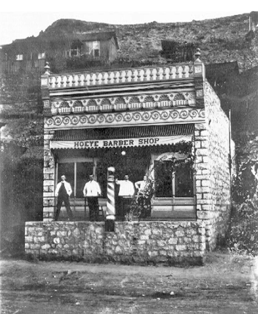 Hoeye Barber Shop