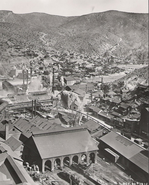 Old Clifton Smelter